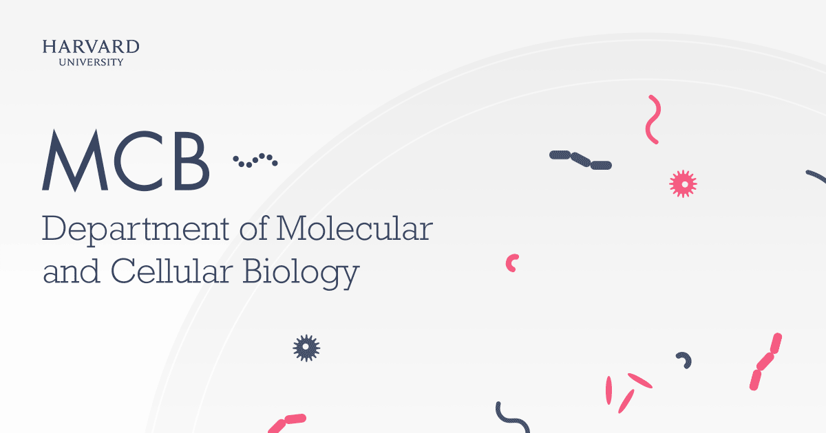 Homepage - Harvard University - Department of Molecular